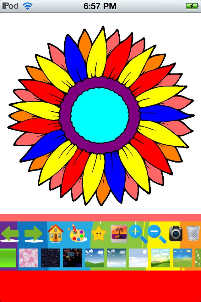 Fun Coloring App App - 3