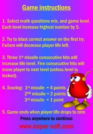 Math Attack-2