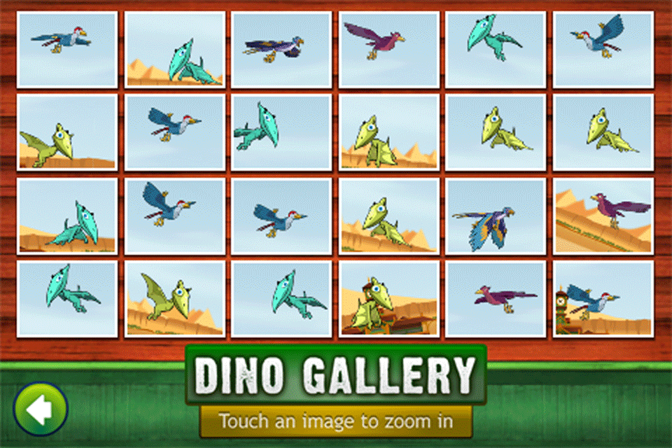 Dinosaur Train Camera Catch!-5