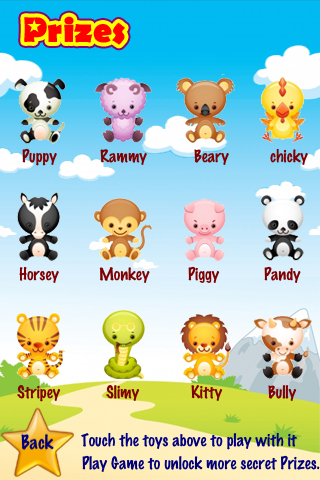 123 Animals Counting - Kids / Toddler Voice Flash Cards Game App - 3