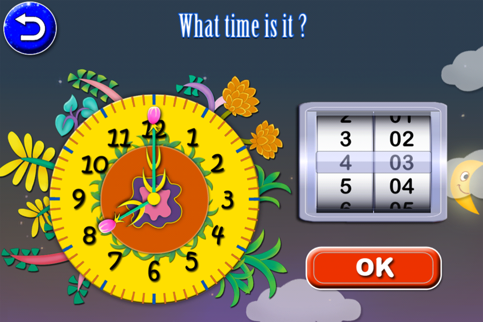 What time is it Mr. Wolf? - Fun Time Learning & Telling Games for Kids LITE-3