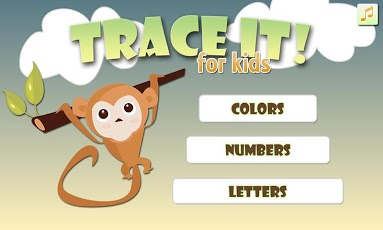 Trace It! For Kids
