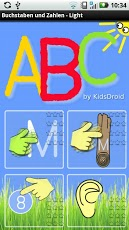 ABC - Letters and Numbers App - 1