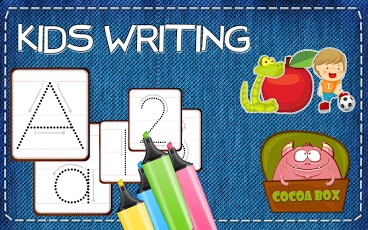 Kids Writing-1