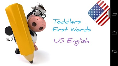 Kids First Words, US English App - 1