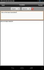 Translator App - 4