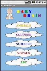 Babybrain Pro App - 1