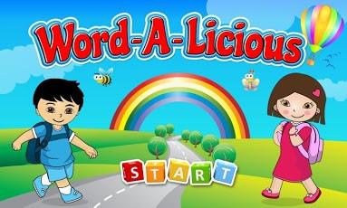 Wordalicious Toddler-1