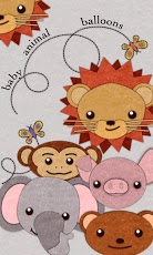 Baby Animal Balloons-2