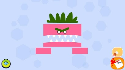 Shape Up! - busythings App - 1
