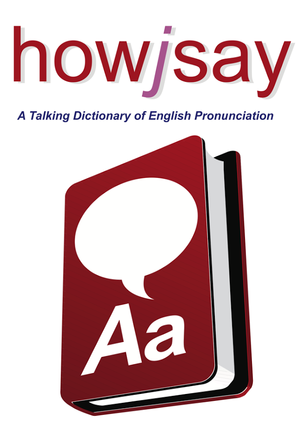 howjsay English Pronunciation App - 1