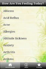 My Natural Healer App - 1