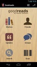 Goodreads Droid-1