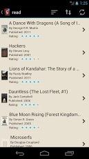 Goodreads Droid-2