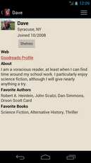 Goodreads Droid-4