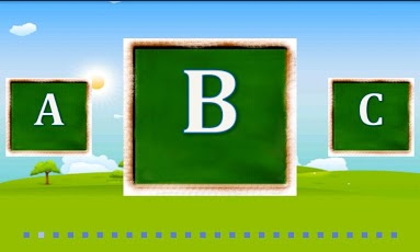 Learn ABC at My School-3