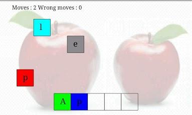 Learn ABC at My School-6