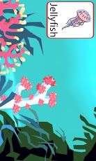 Sea Creatures Voice Flashcards App - 4