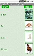 Flashcards English Lesson App - 3