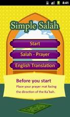 Simple Salah App - 1