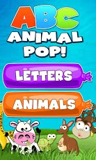 ABC Animal Pop App - 1