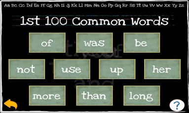 Sight Words and more! App - 2