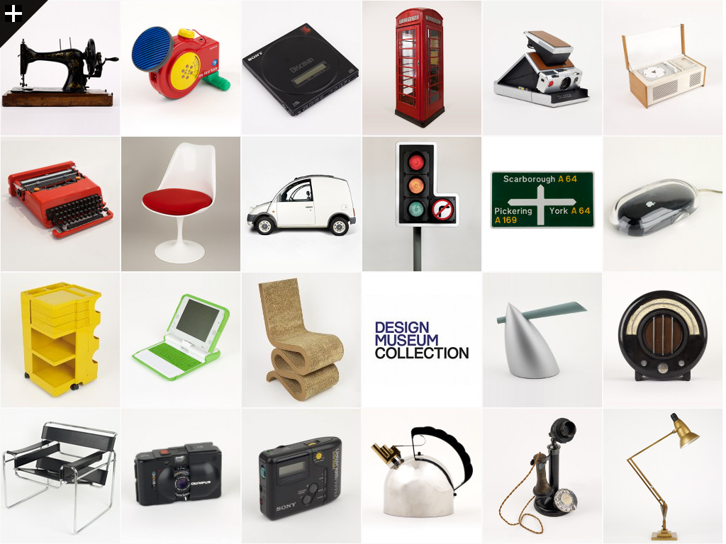 The Design Museum Collection for iPad-1