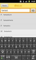 dict.cc+ dictionary-2