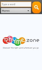 RhymeZone Rhyming Dictionary-1