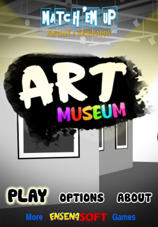 Art Museum (Match