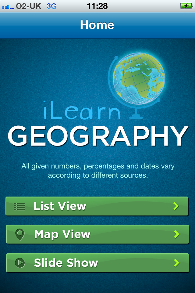 iLearn Geography