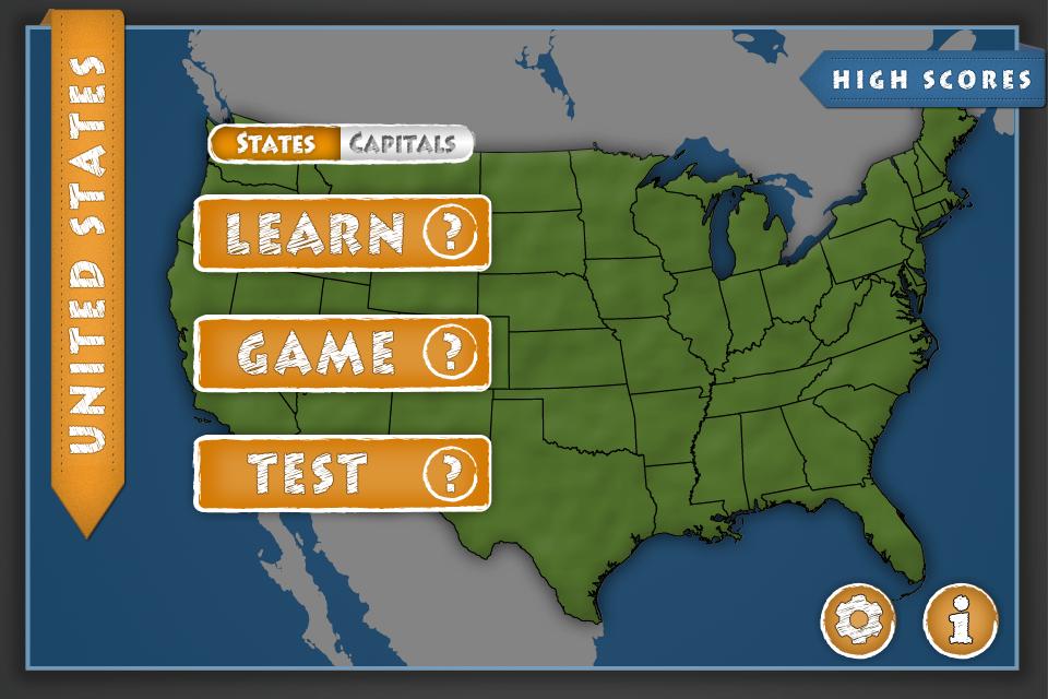 iLearn: US States-1