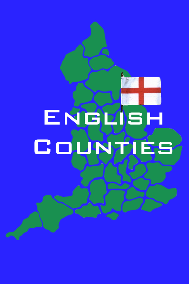 English Counties App - 1
