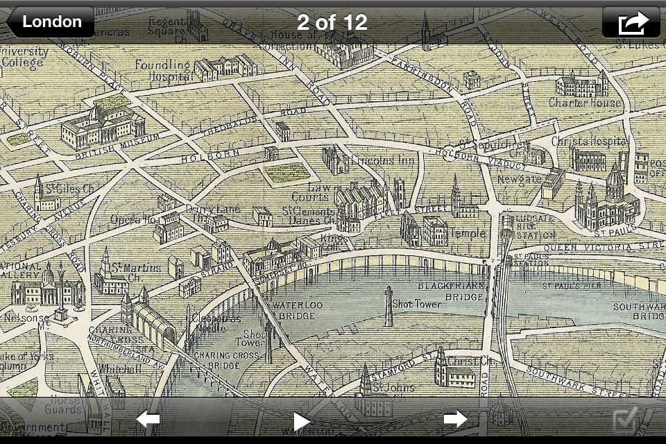 OldMaps: United Kingdom App - 4