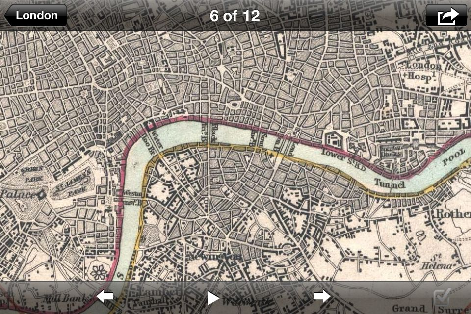 OldMaps: United Kingdom App - 5