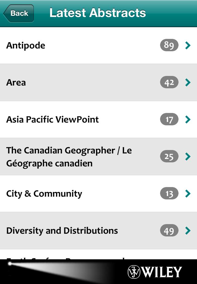 Geography Spotlight
