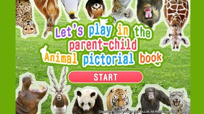 Animal pictorial book App - 1