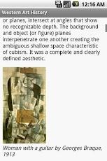 Western Art History Guide App - 7