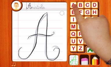Cursive & joined-up writing App - 2