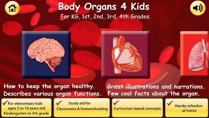 Body Organs 4 Kids-1