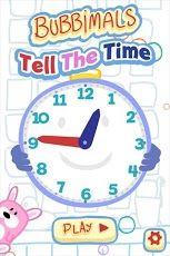 Tell the Time with Bubbimals