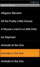 Storytime Rhymes App - 2