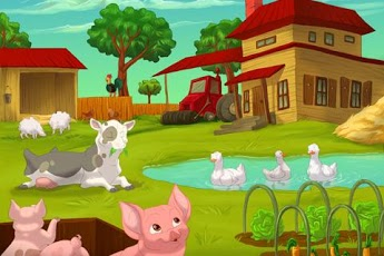 Farm - educational book-3