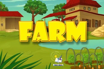 Farm - educational book-4