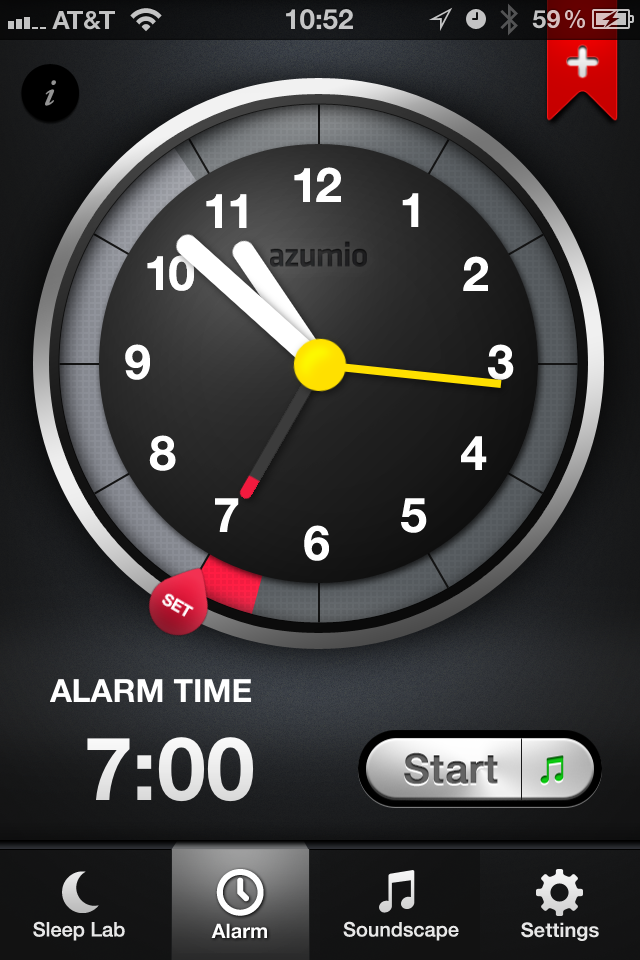Sleep Time+  Alarm Clock and Sleep Cycle Analysis with Soundscape for Health and Fitness-2