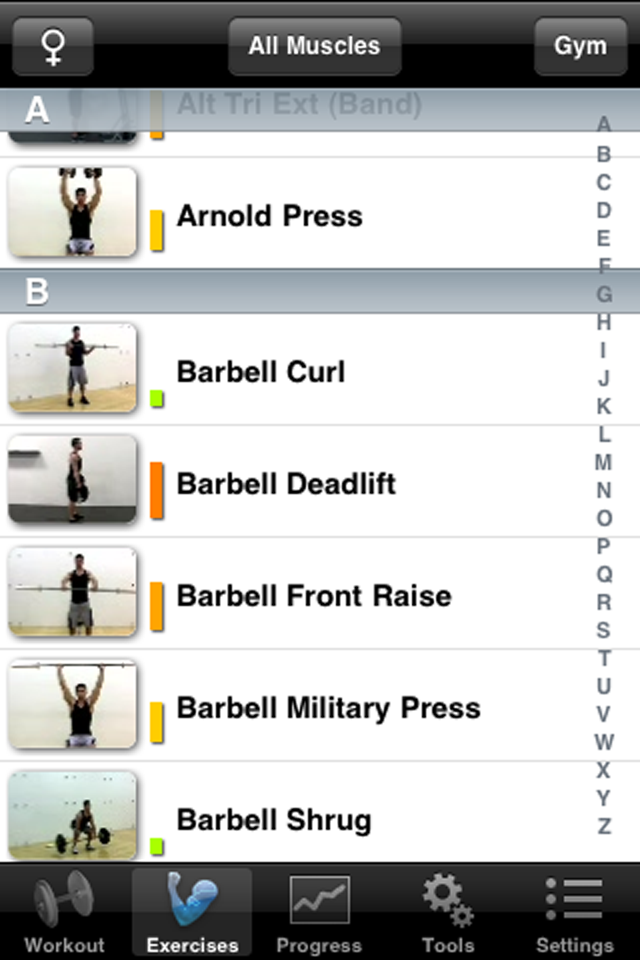 iPersonalTrainer - Fitness Workouts-4