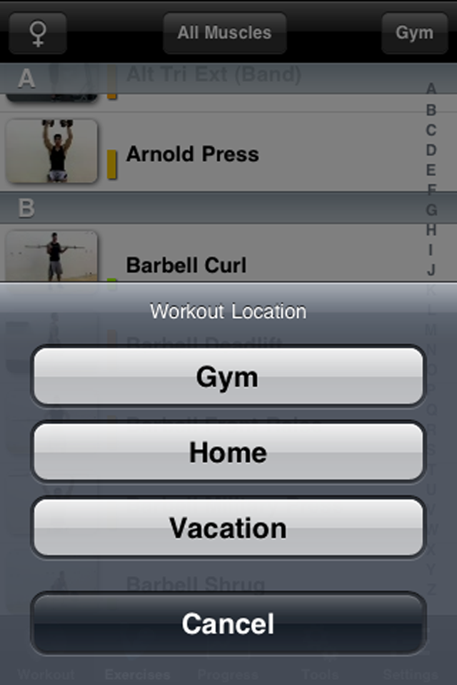 iPersonalTrainer - Fitness Workouts-5