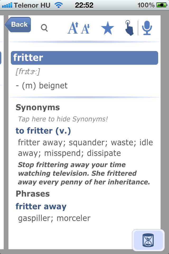 French English Dictionary & Translator-5