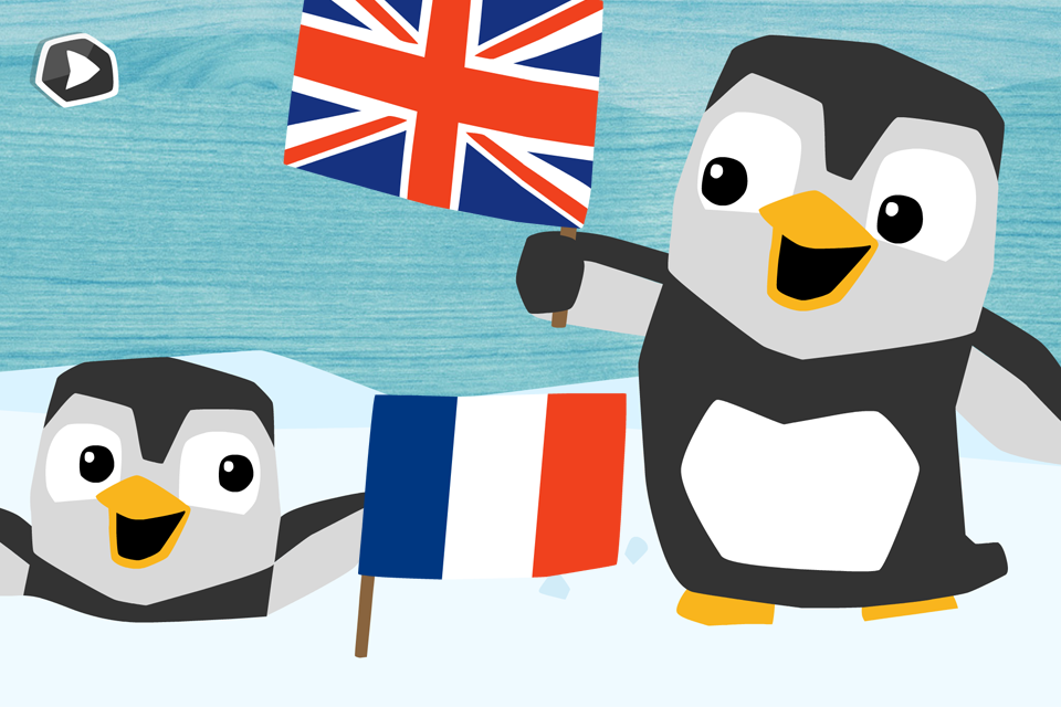 LinguPinguin - English French App - 1