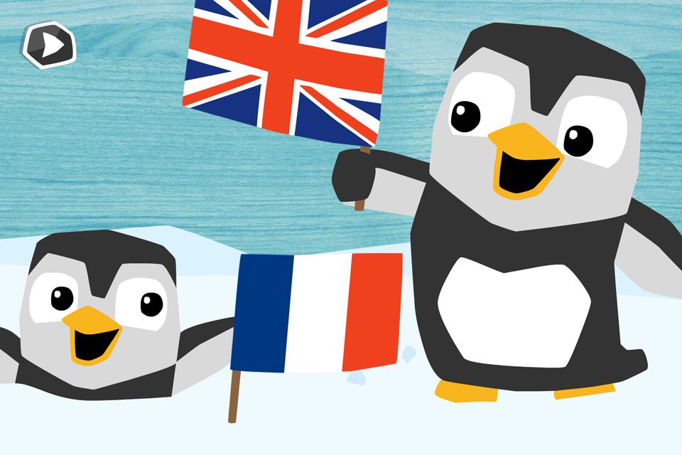 LinguPinguin - English French / Français Anglais-1